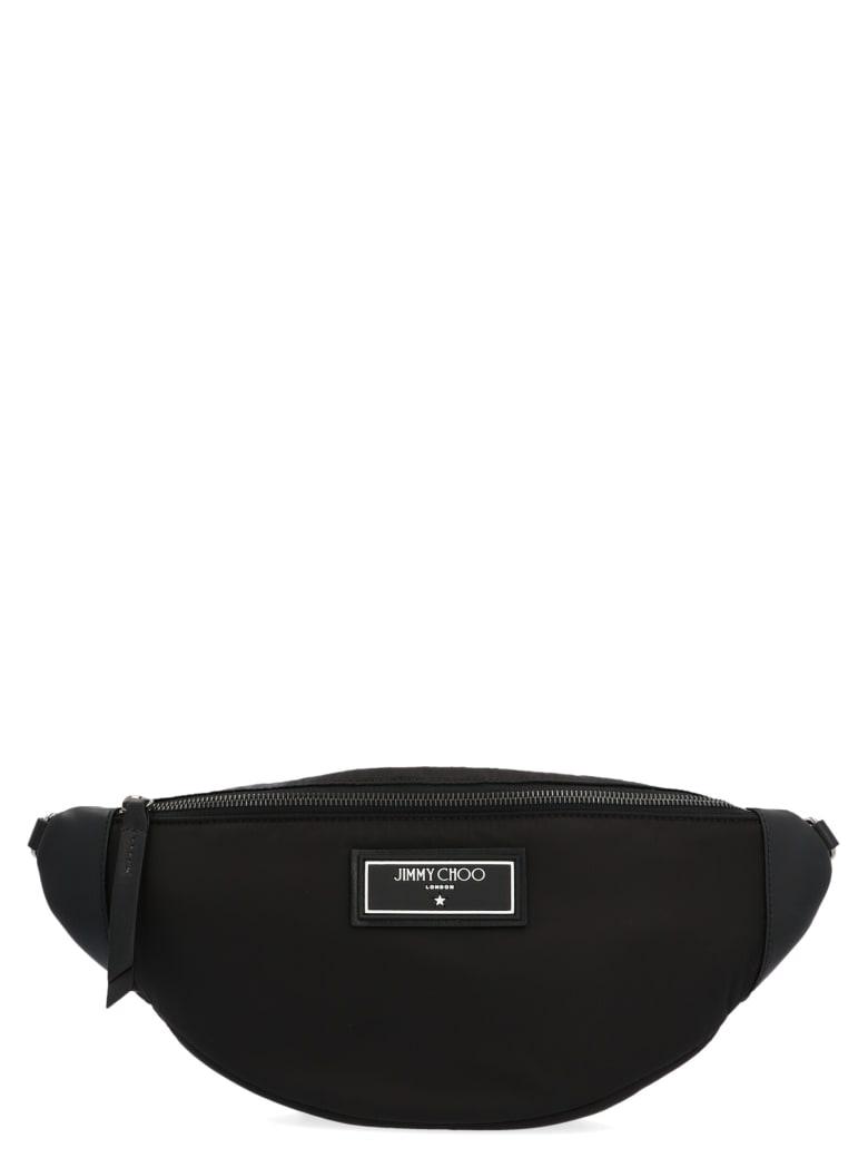 Jimmy Choo Kirt' Bag - Black