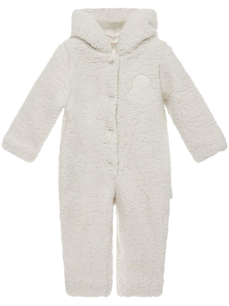 Moncler Enfant Romper Suit - Ivory