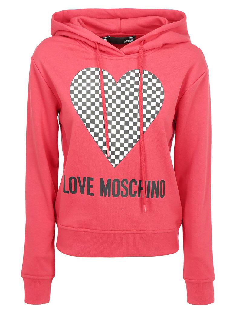 Love Moschino Sweatshirt - Red