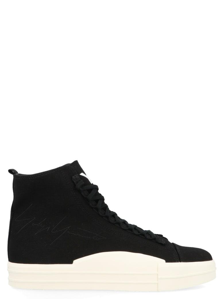 Y-3 'yuben Mid' Shoes - Black