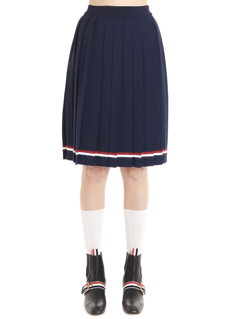 Thom Browne 'elite' Skirt - Blue
