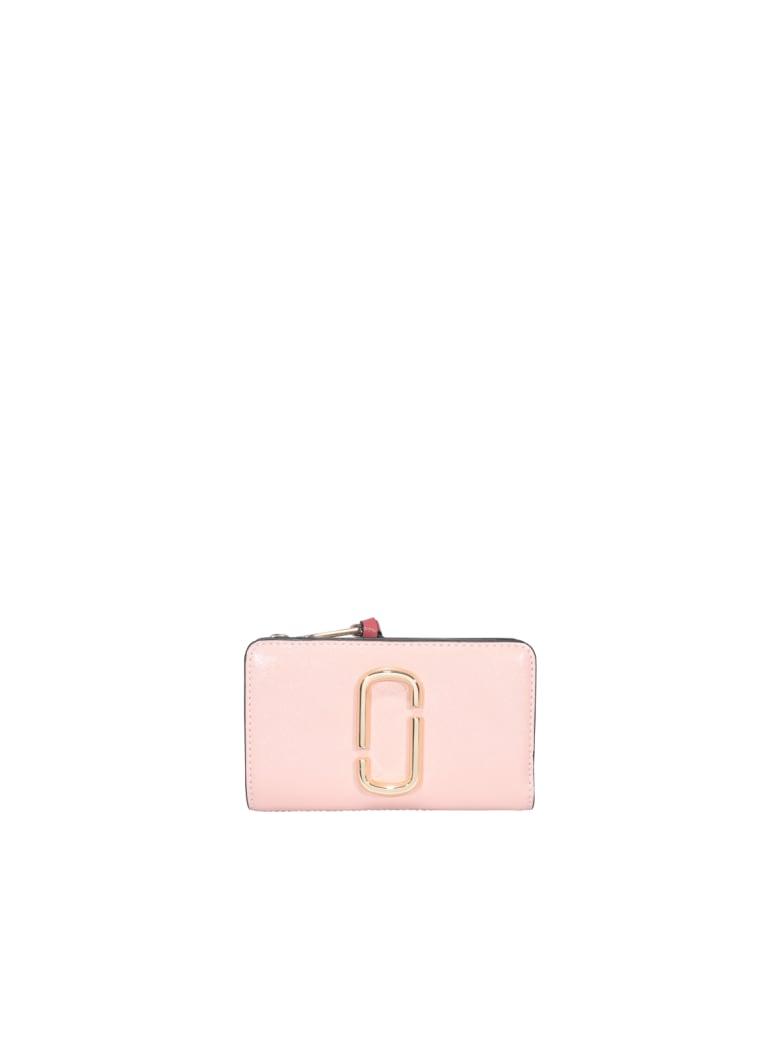 Marc Jacobs Snapshot Compatc Wallet - Pink