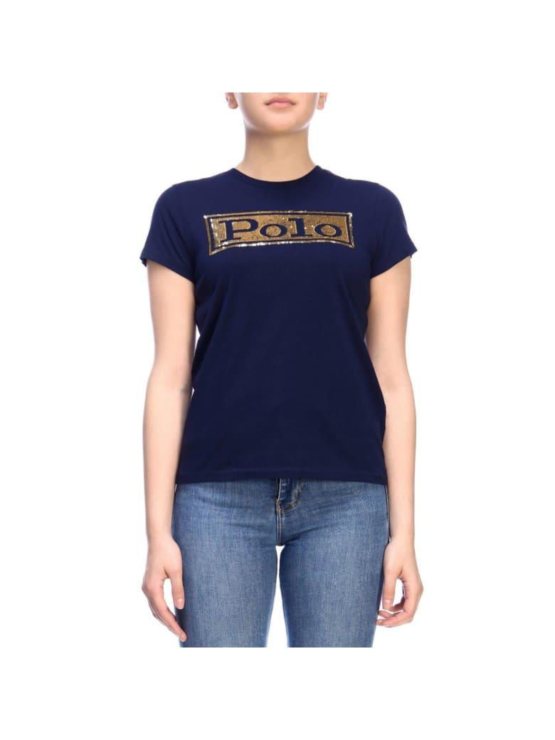 Ralph Shirt Women T Polo Lauren QrdCBoWxeE