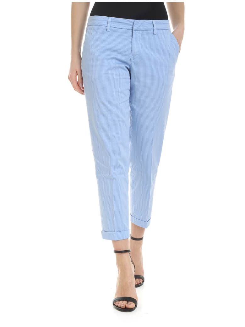 Fay Trousers - Blue
