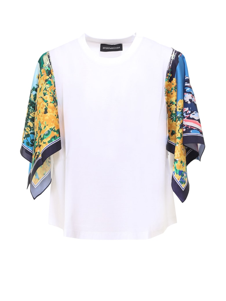 SportMax T-shirt - White