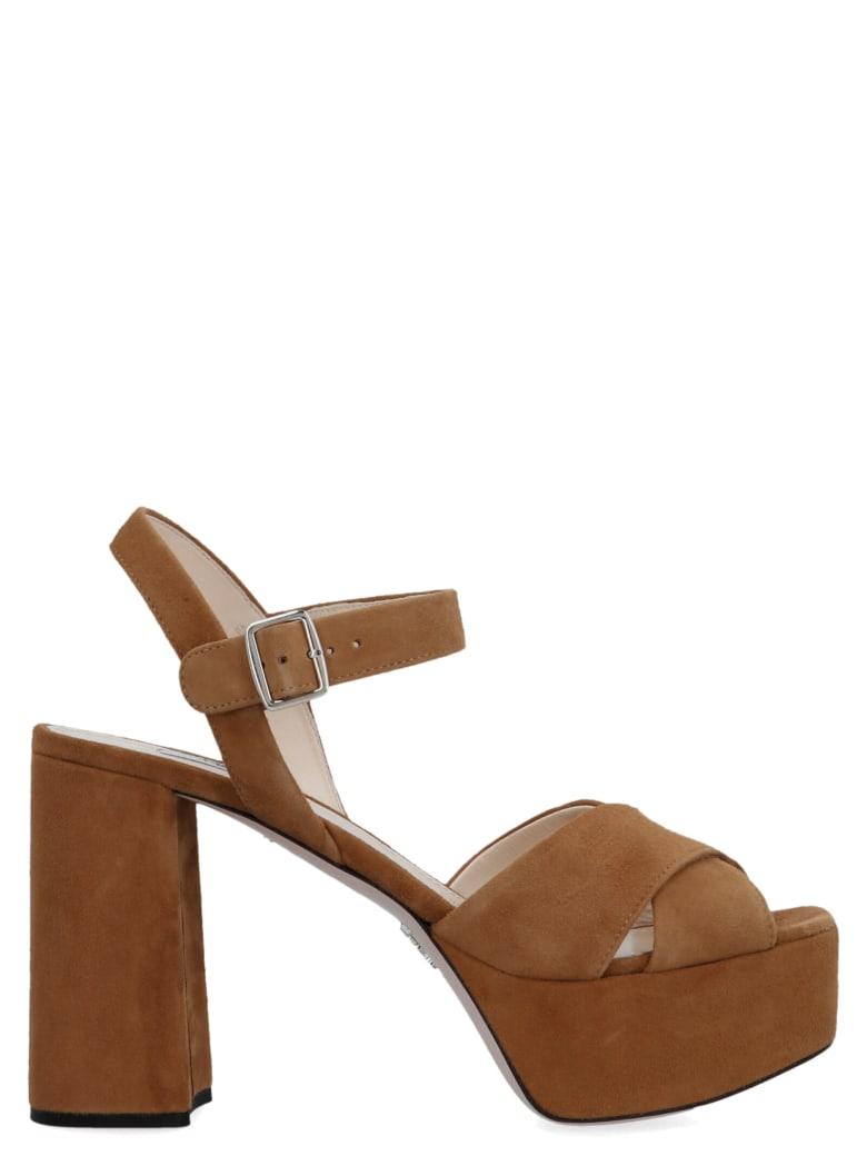 Prada Shoes - Brown