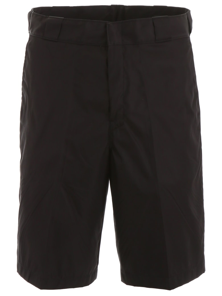 Prada Nylon Shorts - NERO (Black)