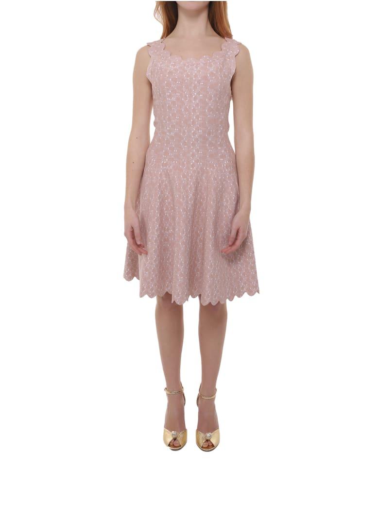 Alaia Azzedine Alaia Pink Dress - Pink