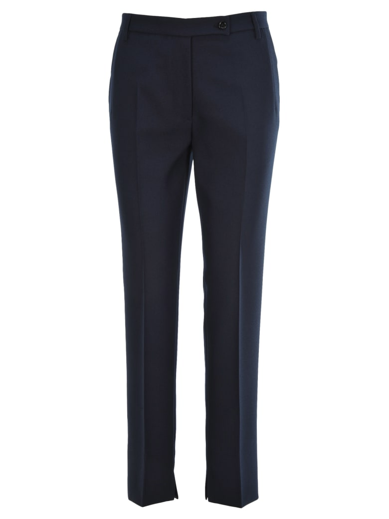 Golden Goose Tailored Trousers - NAVY