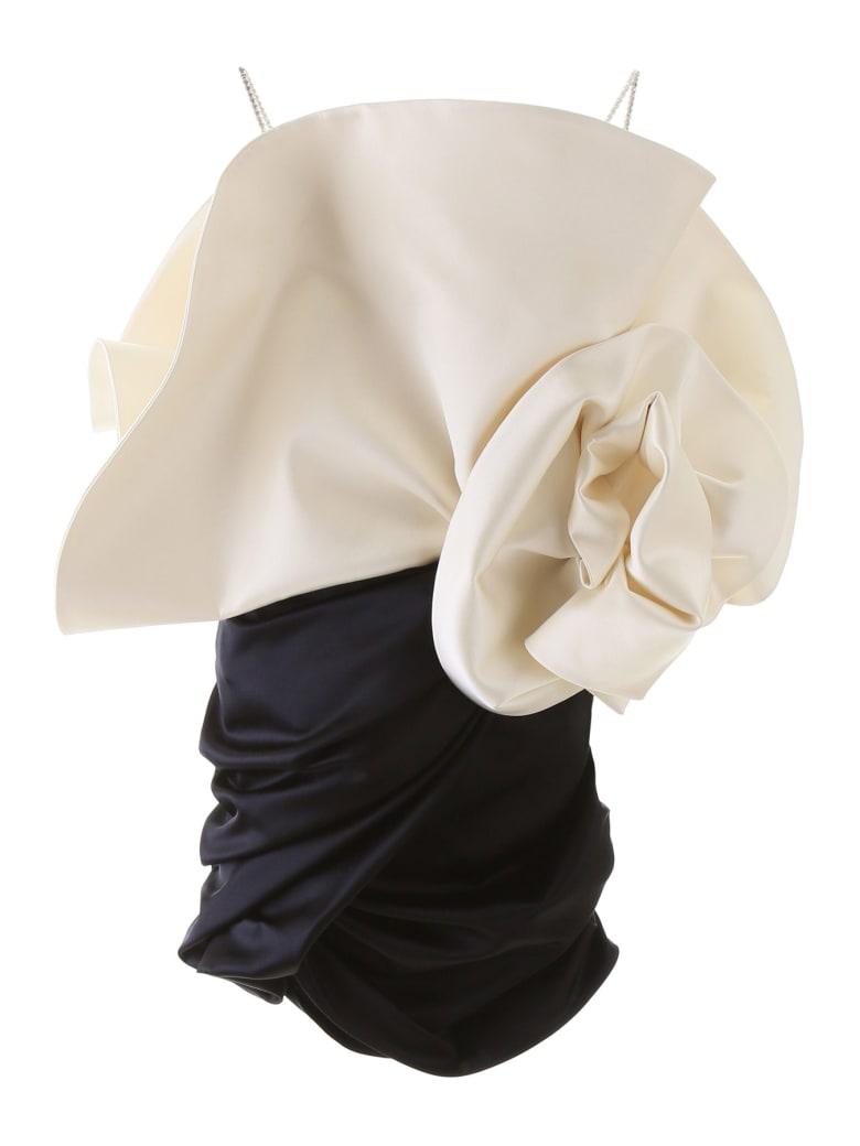 Magda Butrym Belgrade Mini Dress - CREAM (White)