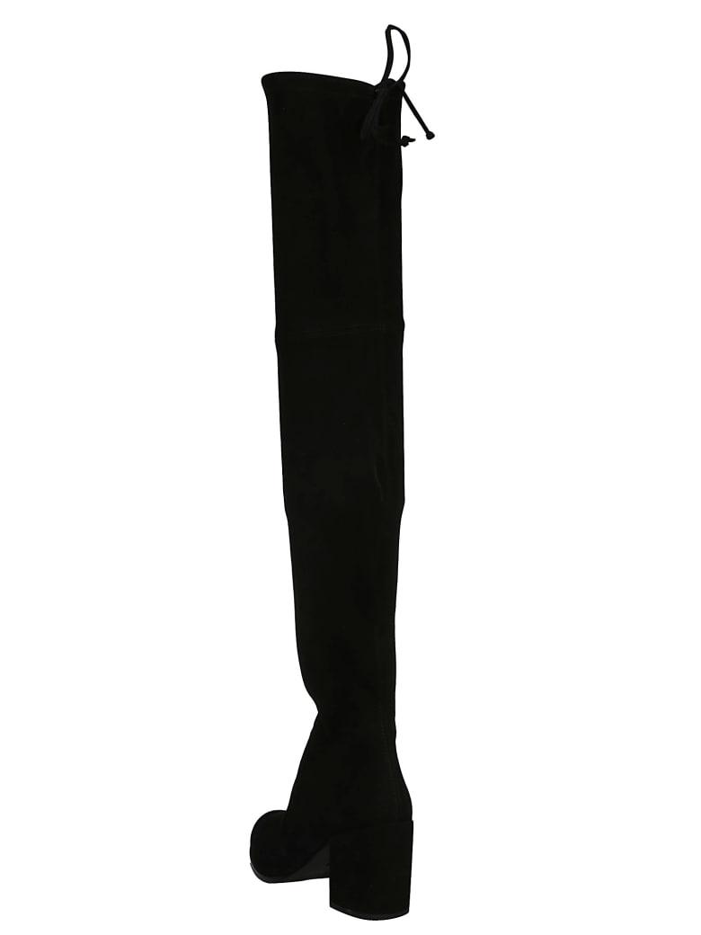 Stuart Weitzman Tieland Boots - Black