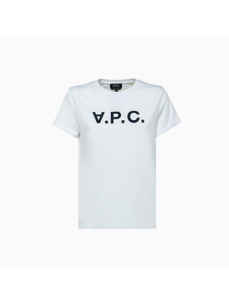 A.P.C. Vpc T-shirt Coebqx-f26588 - DARK NAVY
