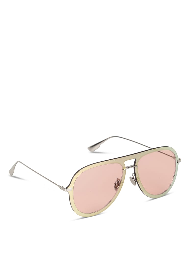 Christian Dior DIORULTIME1 Sunglasses - Xwl/jw Redgoldcoral