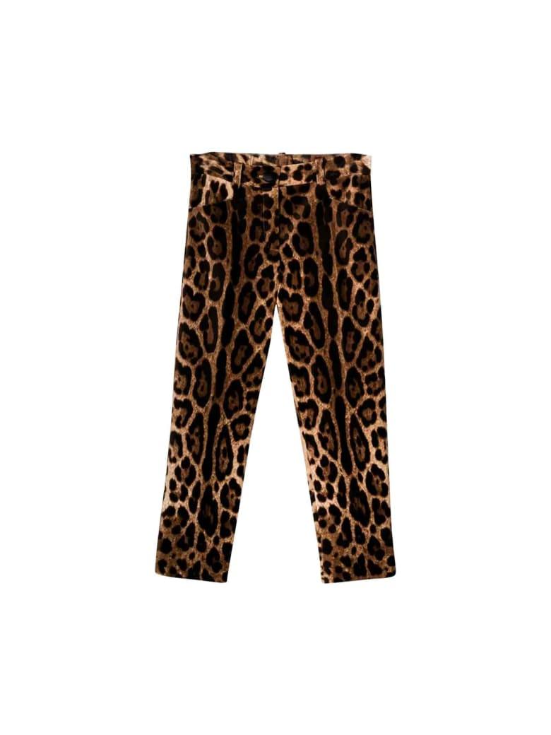 Dolce & Gabbana Dolce E Gabbana Kids Pants - Unica