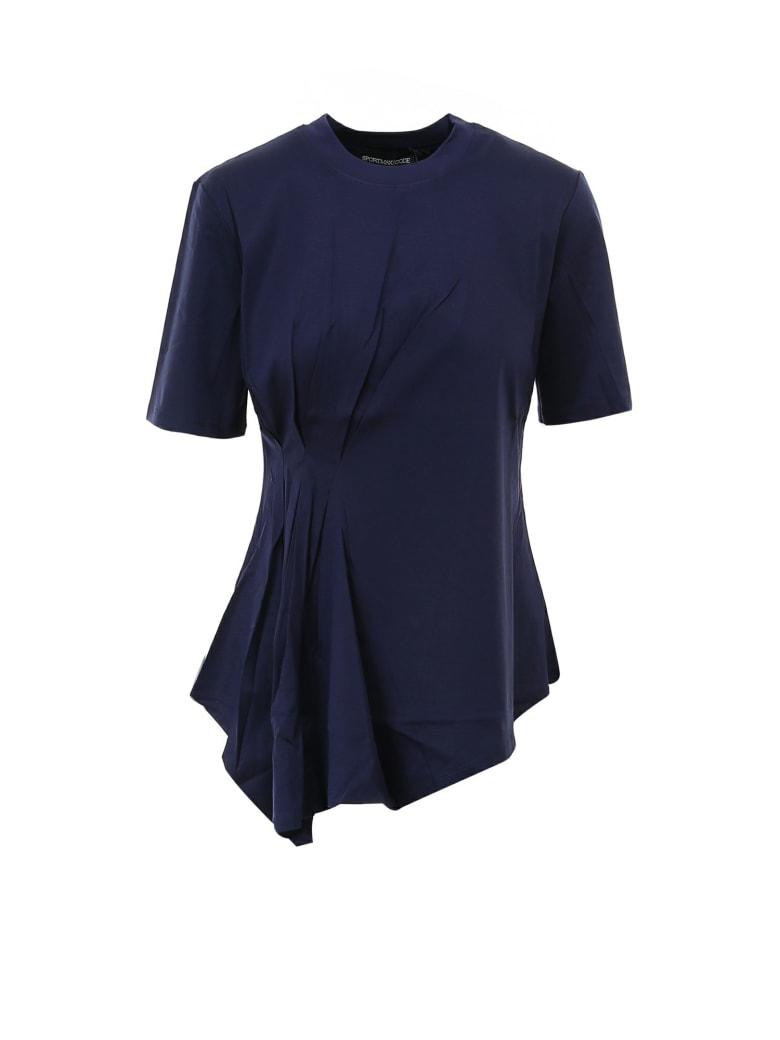 SportMax T-shirt - Blue