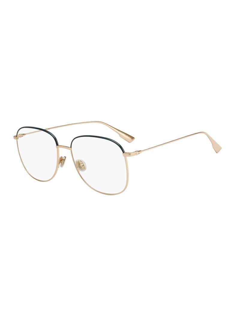 Christian Dior DIORSTELLAIREO8 Eyewear - Gold Green
