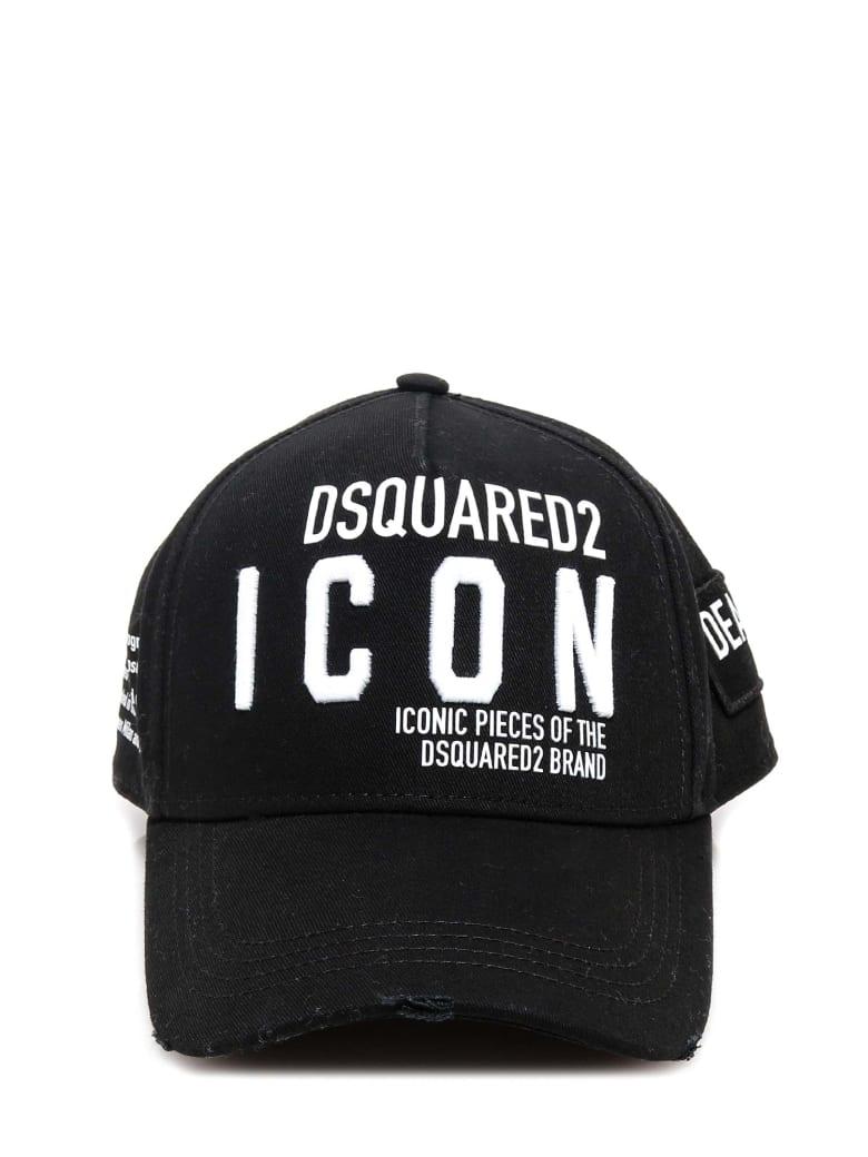 Dsquared2 Hat - Black