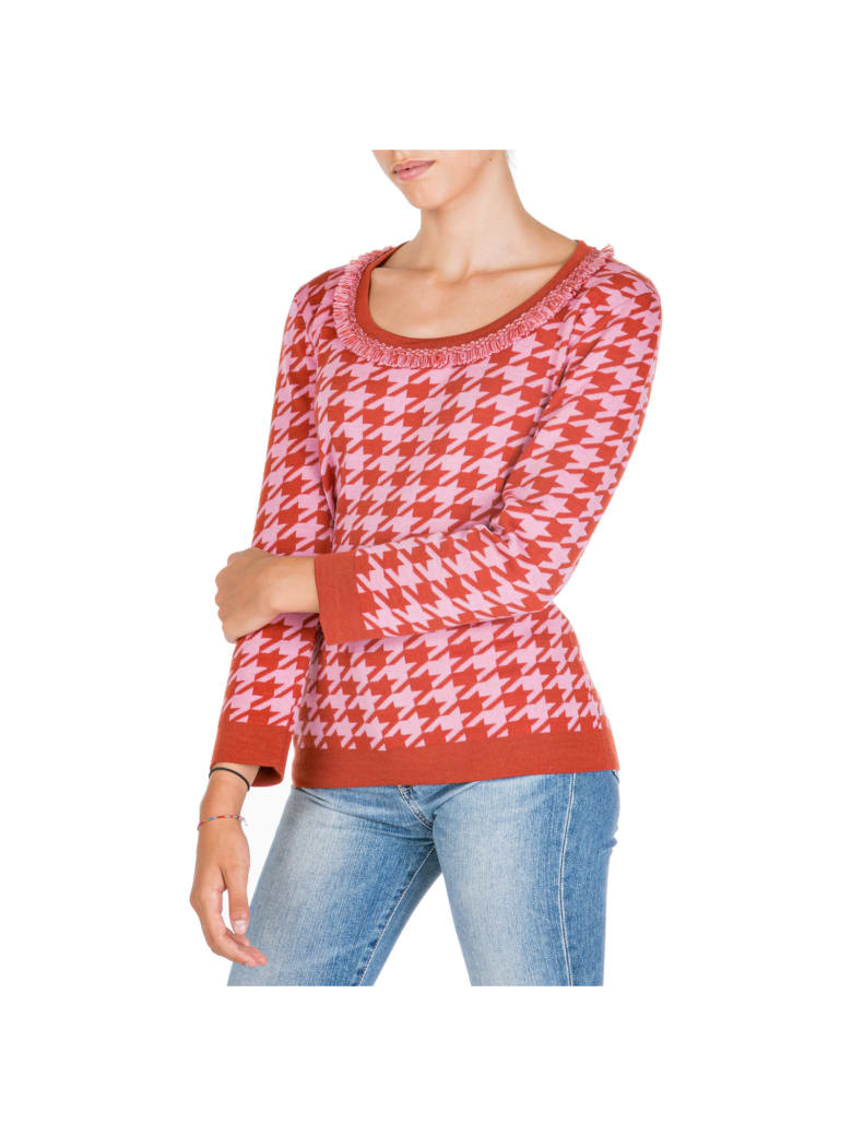 timeless design 334f3 5aa19 Blumarine Damen Pullover Pulli