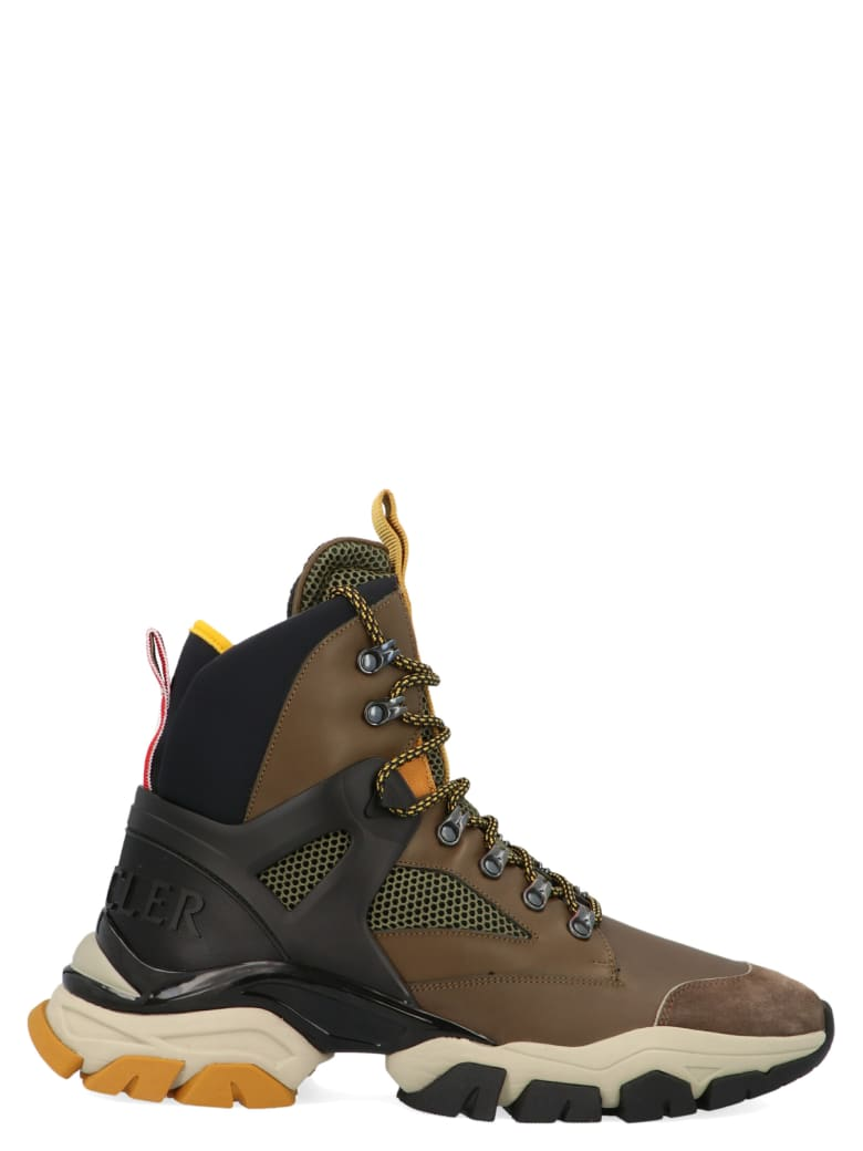 Moncler 'tristan' Shoes - Black
