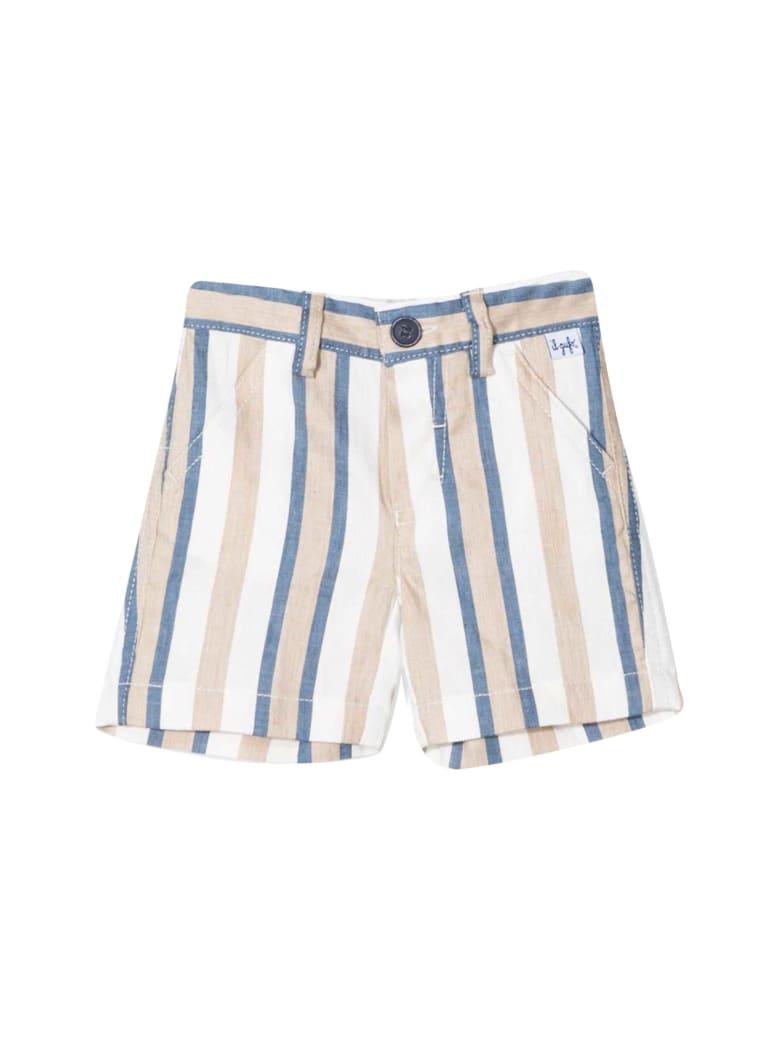 Il Gufo Striped Shorts - Cord. 1