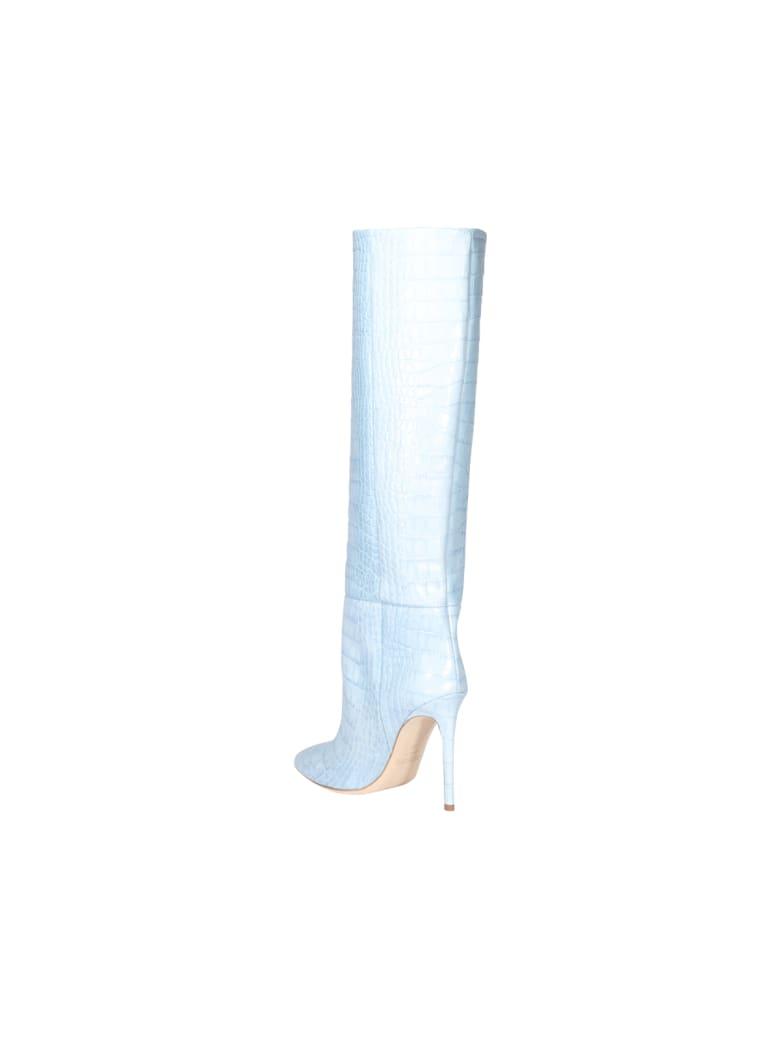Paris Texas Boots - Blue