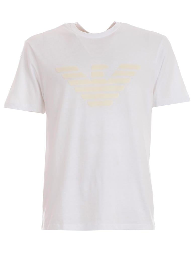 Emporio Armani T-shirt - Bianco Ottico