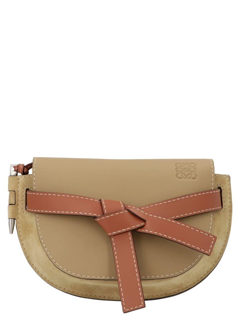 Loewe 'gate Karge Bum Bag' Bag - Brown