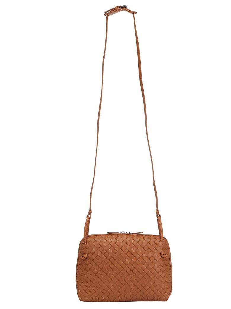 Bottega Veneta Shoulder Bag - Wood