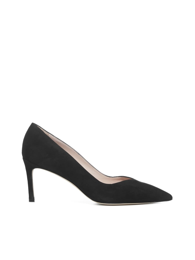 Stuart Weitzman Anny 70 High-heeled Shoe - Black