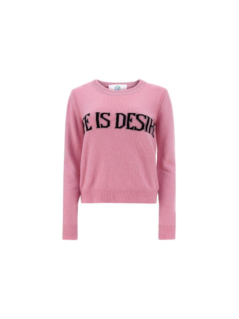 Alberta Ferretti Sweater - Lilac