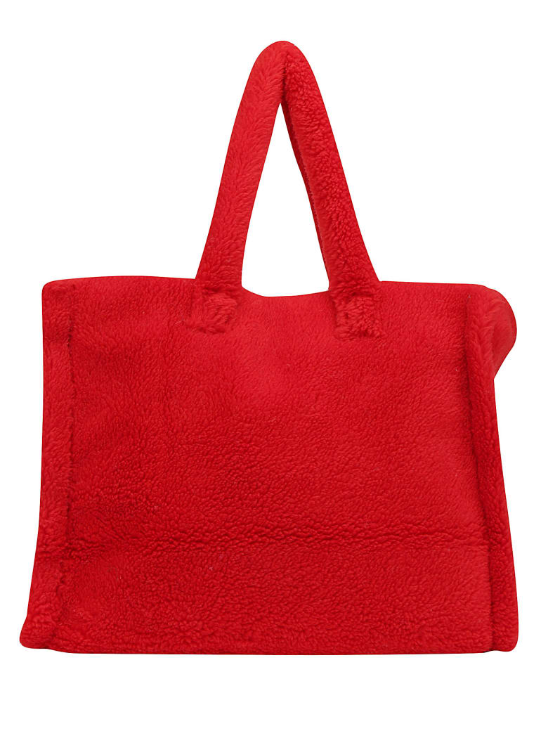 STAND STUDIO Lola Shoulder Bag - Red