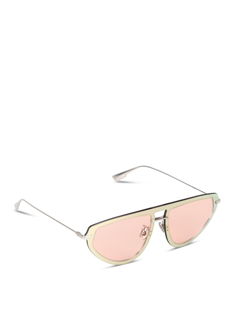 Christian Dior DIORULTIME2 Sunglasses - Ofy/jw Gold Orange