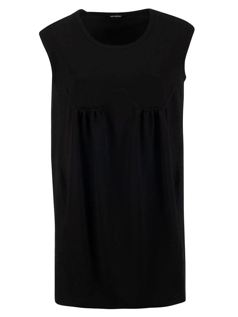 Neil Barrett Bra Detail Dress - Black