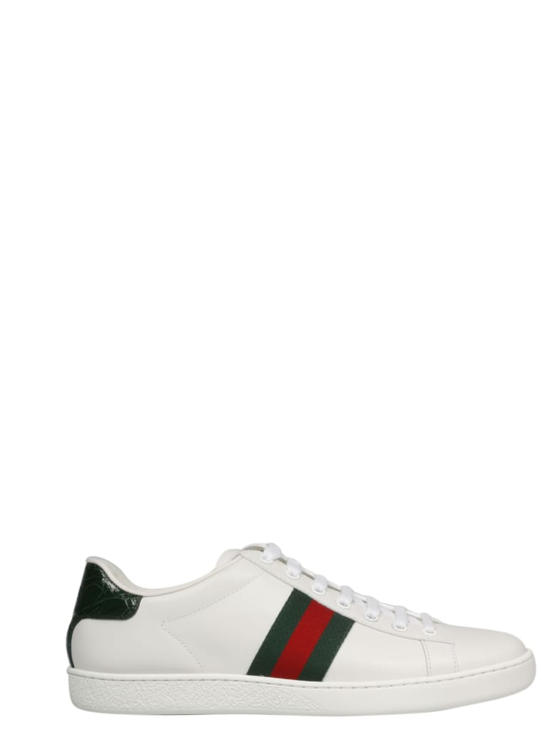 Gucci Shoes - white