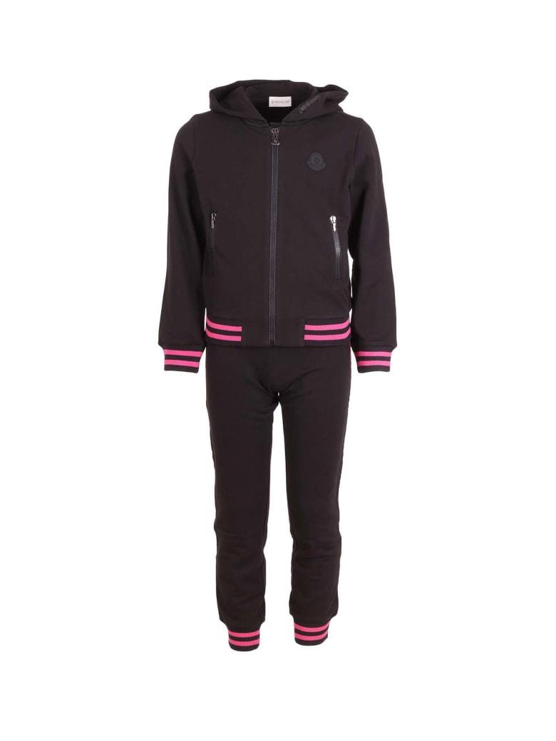 Moncler Jumpsuit - Nero