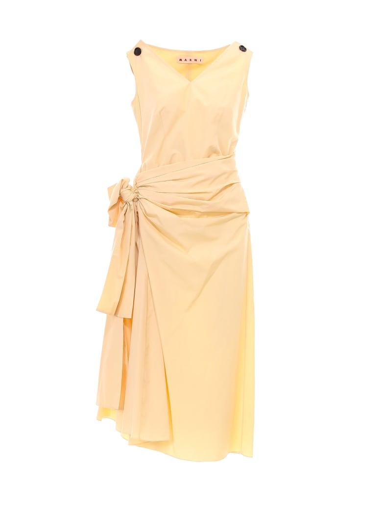 Marni Dress - Beige