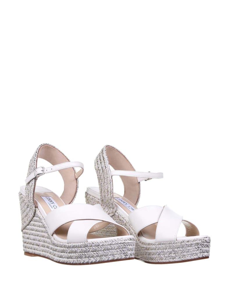 Jimmy Choo Dellena Sandals