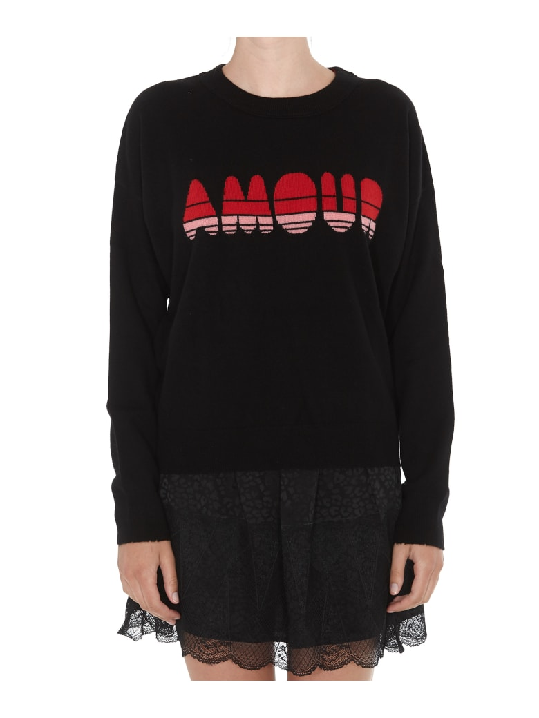 Zadig & Voltaire Amour Sweater - Black