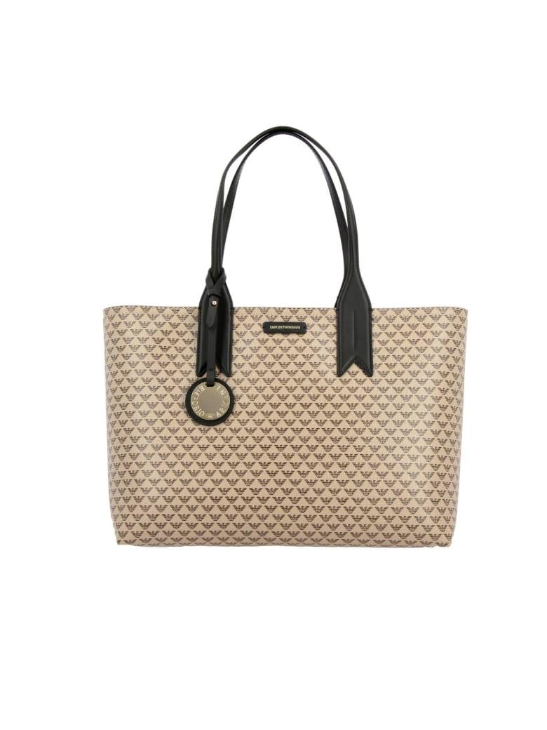 Emporio Armani Handbag Shoulder Bag Women Emporio Armani - beige