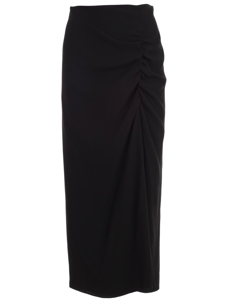Colville Skirt A Line Cady - Blck Black