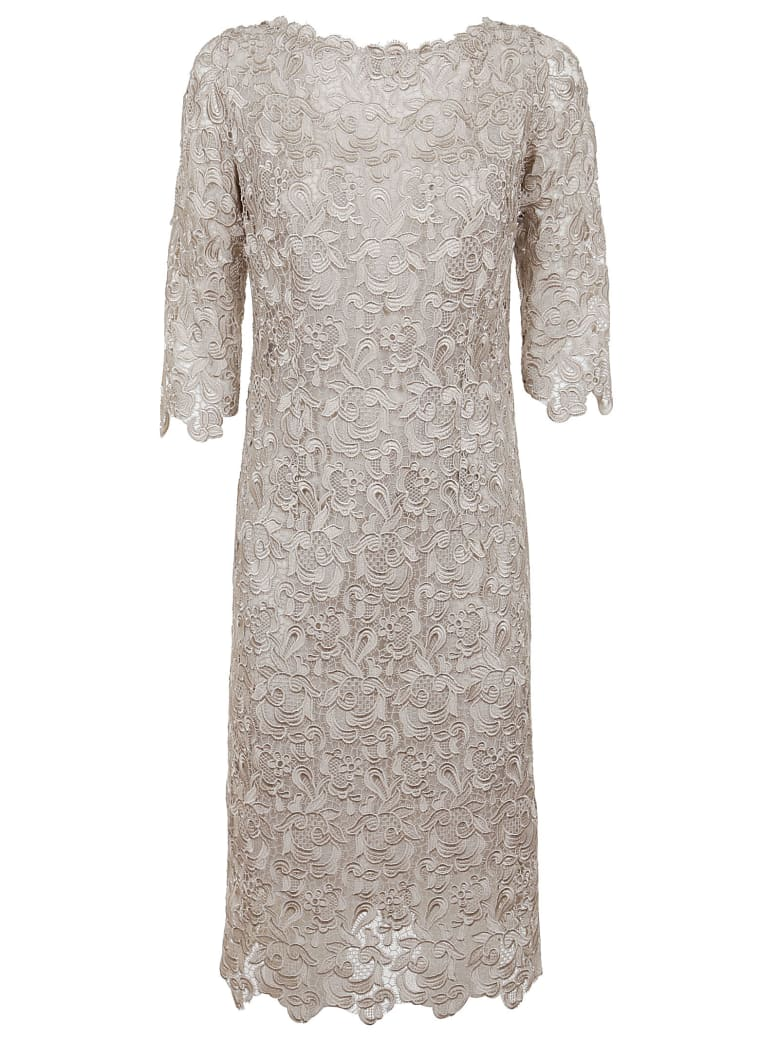Charlott Lace Dress - Beige