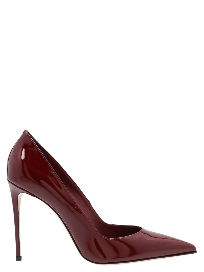 Le Silla 'eva' Shoes - Burgundy