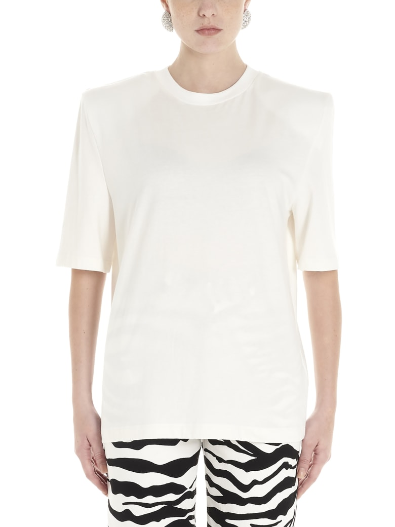 The Attico T-shirt - Bianco