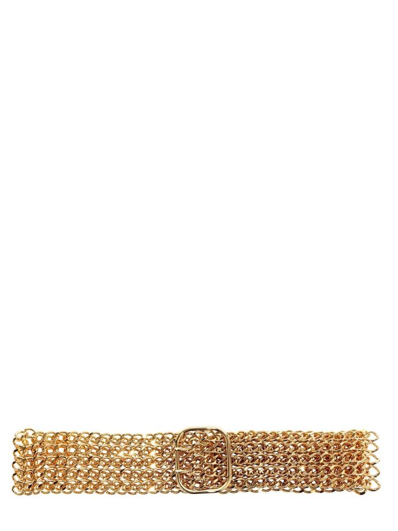 Philosophy di Lorenzo Serafini Belt Bag - Gold