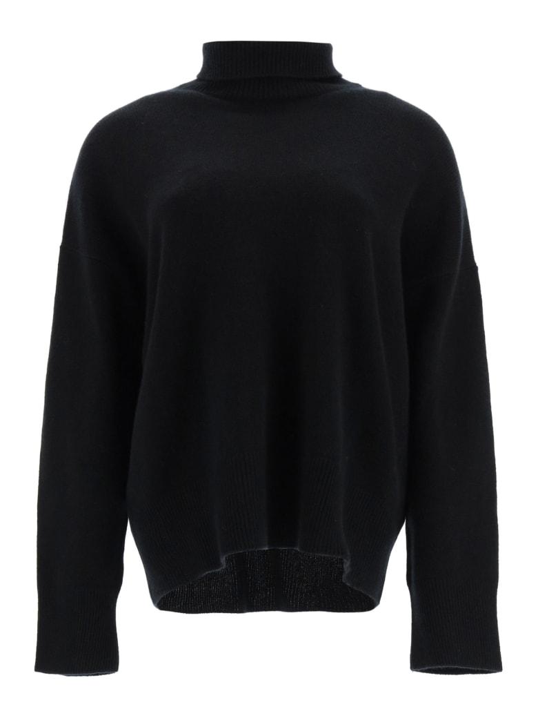 Le Kasha Turtleneck Sweater - BLACK (Black)