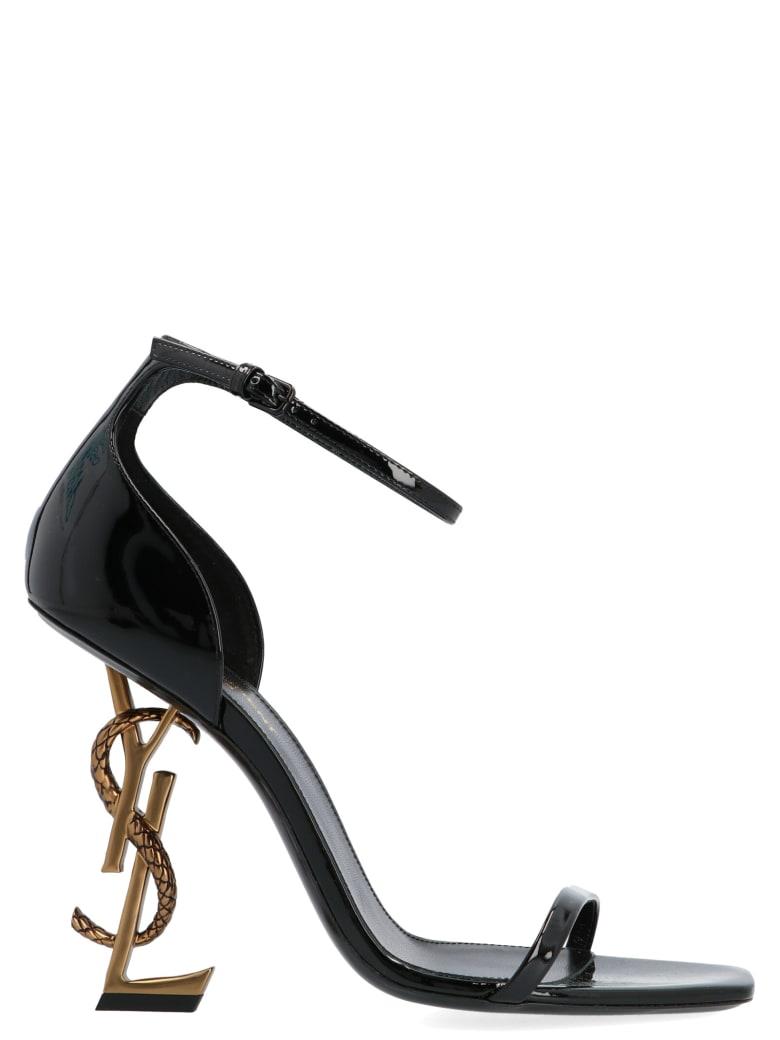 Saint Laurent 'opium' Shoes - Black
