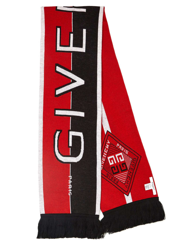 Givenchy 'stadium' Scarf - Multicolor