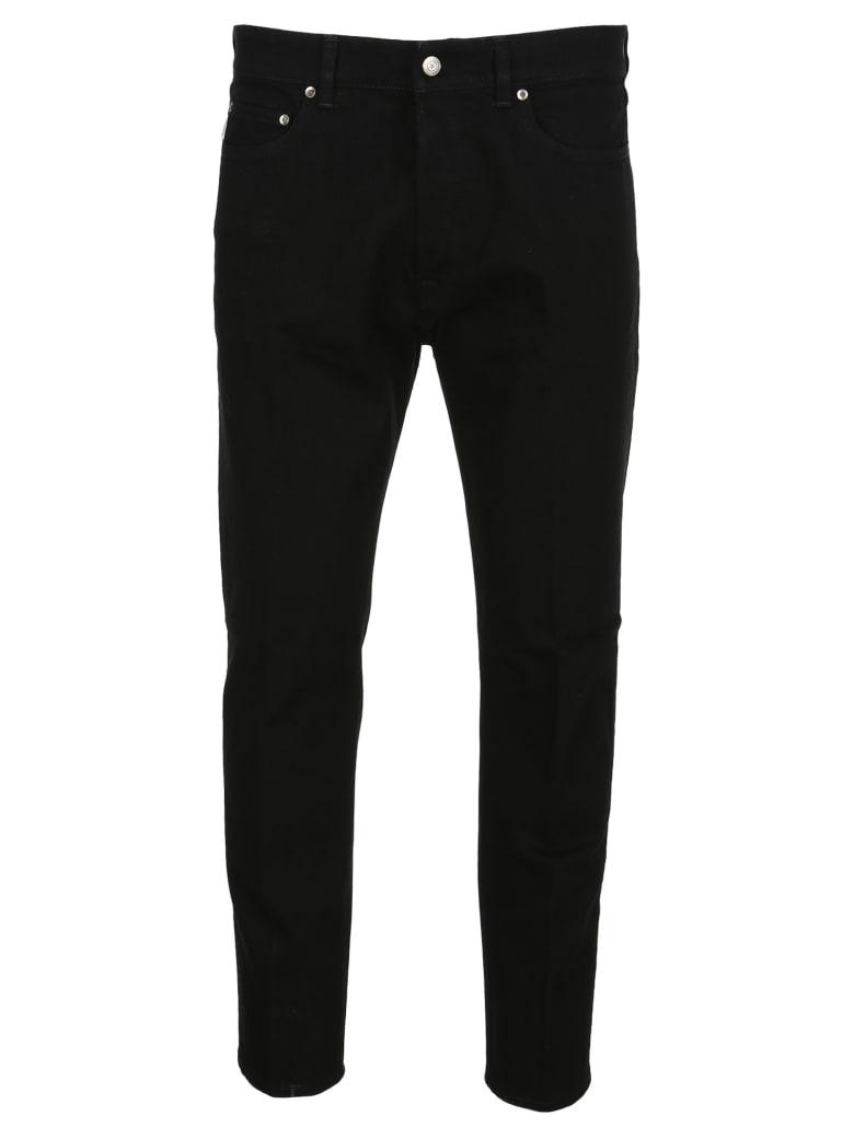 Golden Goose Slim Fit Jeans - BLACK