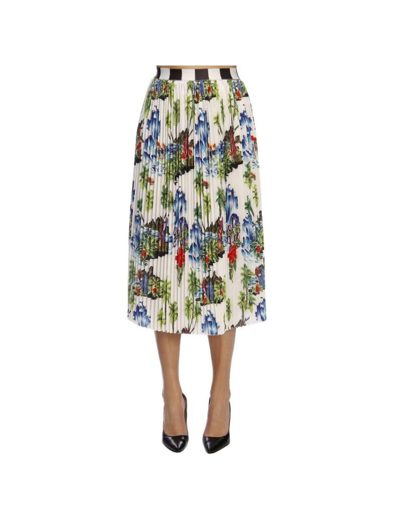 Stella Jean Skirt Skirt Women Stella Jean - white