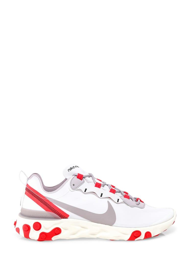 Nike Nike React Element 55 Sneakers - Silver